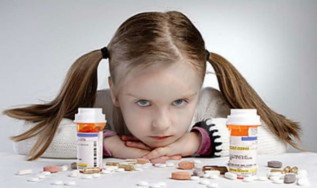 Tratamientos desaconsejados en niños