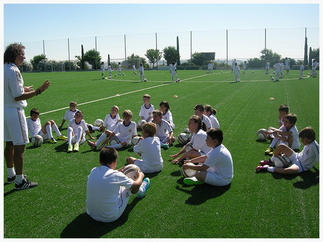 Vuelve el Campus Experience Fundación Real Madrid