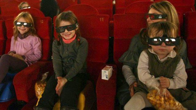Sin estrenos en el cine