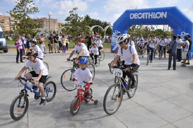 Decabike, disfruta la fiesta de la bicicleta con los peques