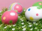 Cómo pintar los tradicionales Huevos de Pascua con los niños