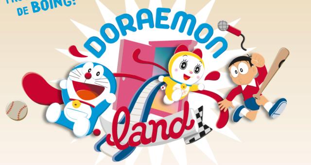 Doraemon land casting