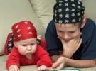 Según un estudio: los hijos mayores son más inteligentes que los pequeños