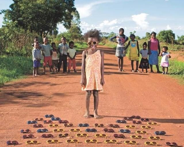 Niños del mundo y sus juguetes