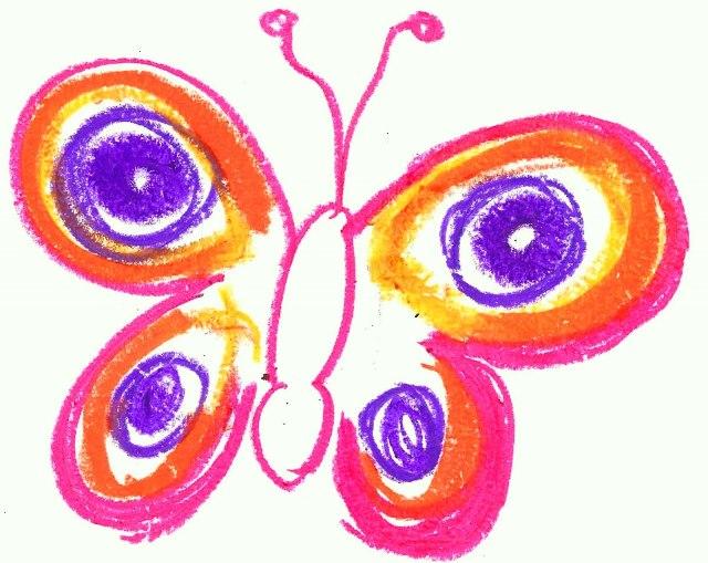 poema mariposa del aire