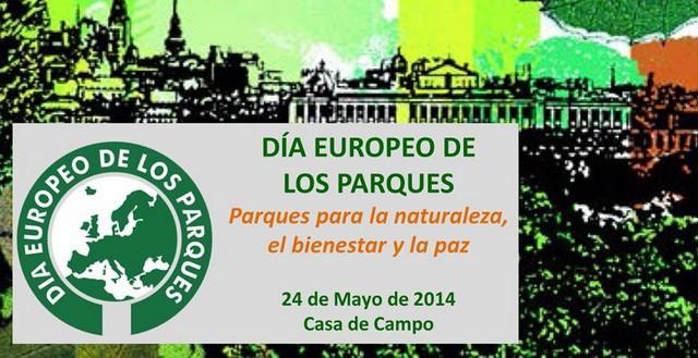Hoy es el el Día Europeo de los Parques