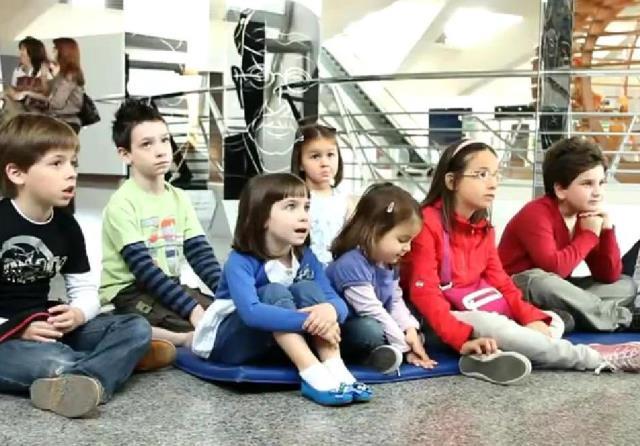 Dia internacional museos y niños
