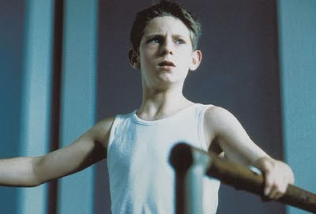 Los niños en el cine: Jamie Bell