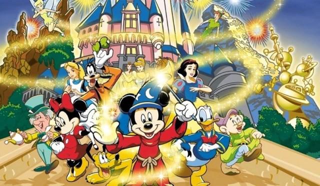Maratón de películas Disney