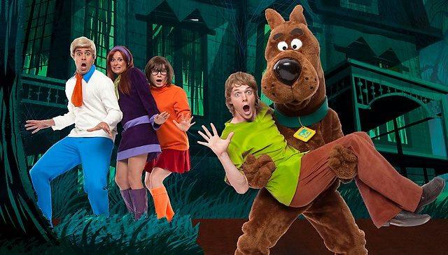 Musical de Scooby Doo en Madrid
