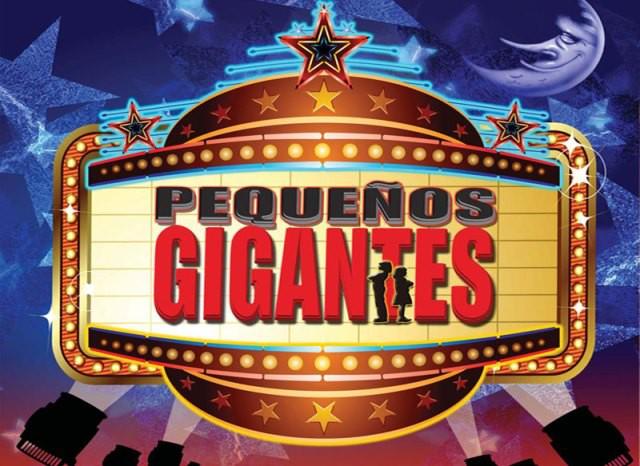 Pequeños gigantes, programa telecinco