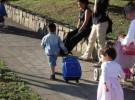 Los niños españoles son los que salen más tarde del colegio