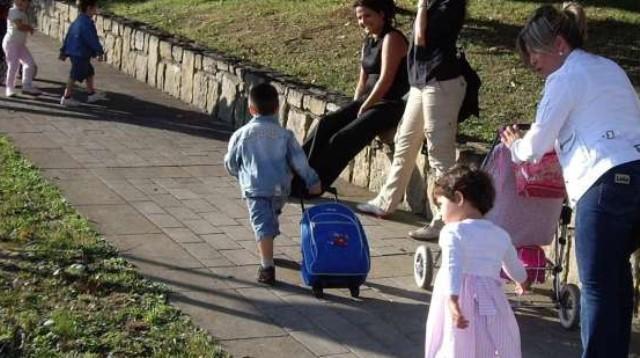 Niños españoles y horario de cole