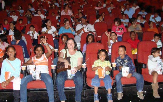Sin estrenos para niños en el cine