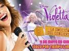 Esta semana en cartelera: Violetta, la emoción del concierto