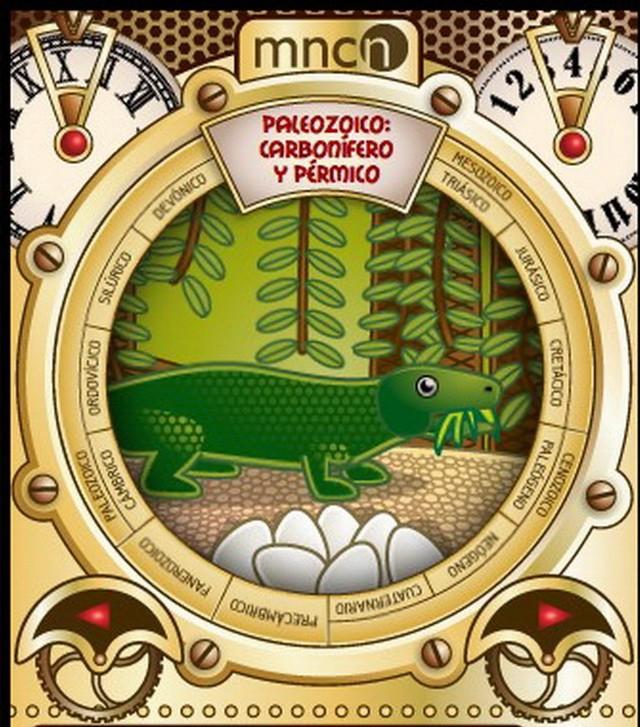 Recorre la historia de la vida en la Tierra con el juego del Museo Nacional de Ciencias Naturales