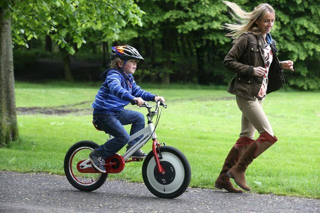 Aprender a montar en bici sin caídas