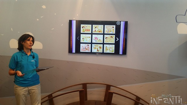 Samsung nos presenta sus aplicaciones educativas en la Feria del Libro de Madrid