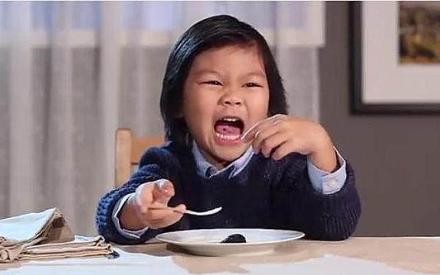 Los alimentos gourmet y los niños
