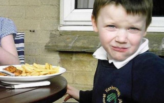 Evitar anorexia y bulimia en niños