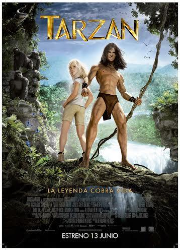 Sorteamos una toalla de la película del verano: Tarzán