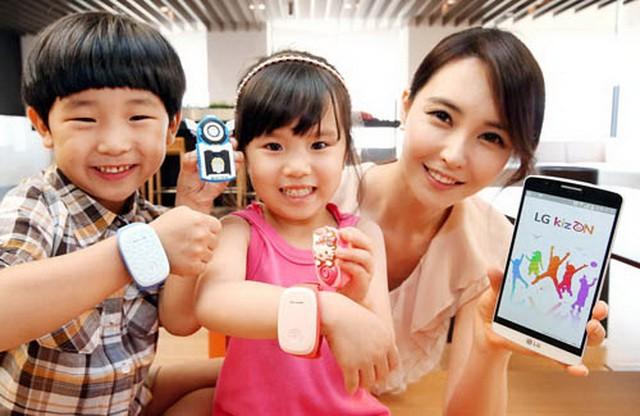 LG nos ayuda a localizar a nuestros hijos