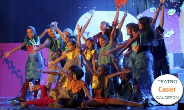 Campamento del Arte Teatro Caser Calderon
