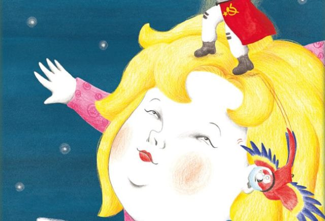 libro: cuatro cuentos rusos