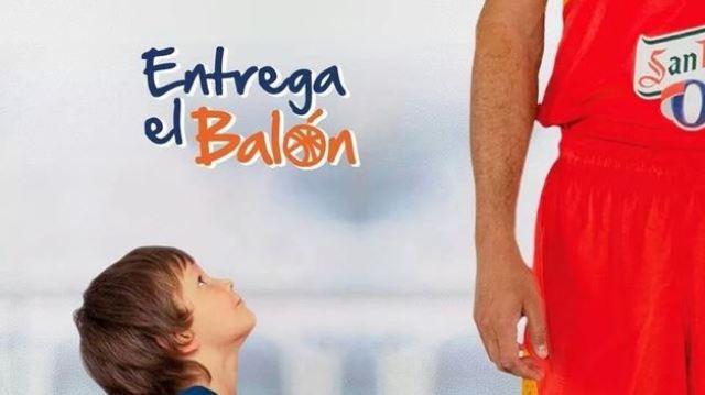 Entrega el balon, copa mundo baloncesto