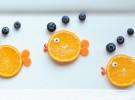 peces de naranja