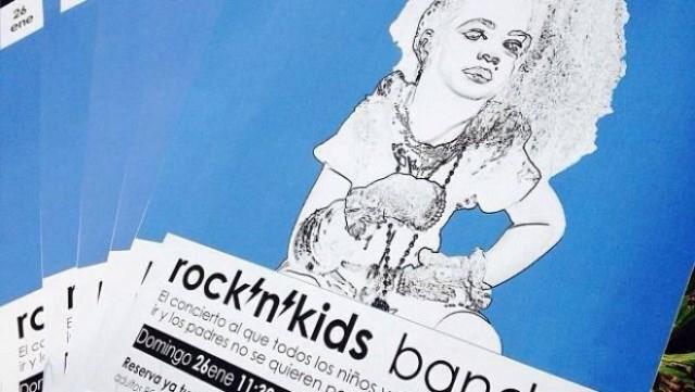 Concierto rock and kids