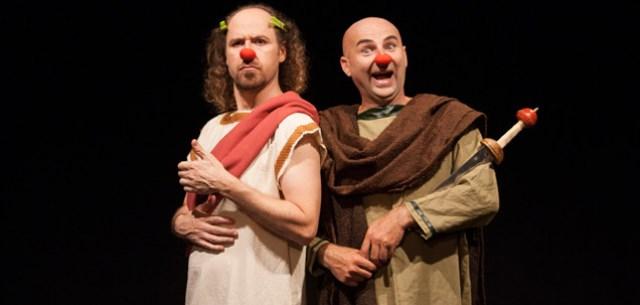 Teatro: una de romanos