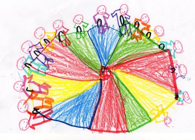 Colores dibujos infantiles 1