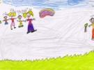Significado de los colores en los dibujos infantiles (y III)
