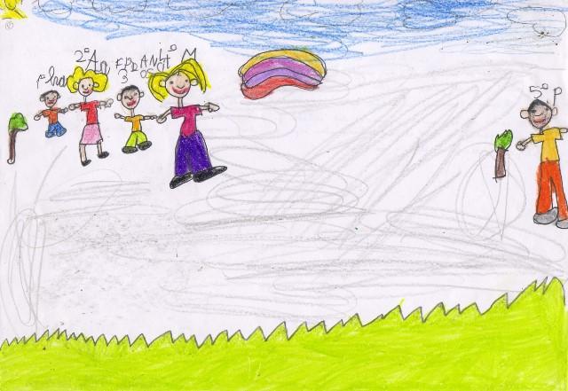 colores dibujos niños 3