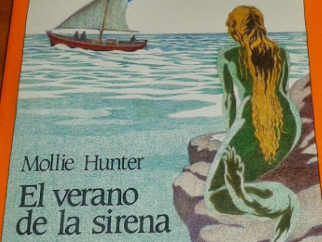 Libro: el verano de la sirena