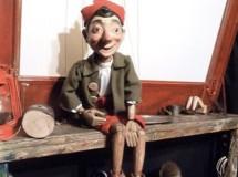 """Teatro infantil: """"La Sombra de Pinocho"""""""