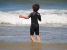 Las playas de la Costa Dorada, las más preparadas para los niños