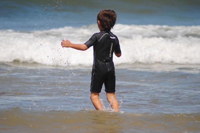Playas costa dorada y protección