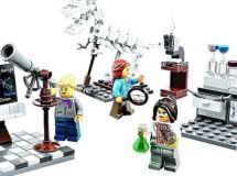 Tras las críticas, nuevos juguetes Lego para niñas