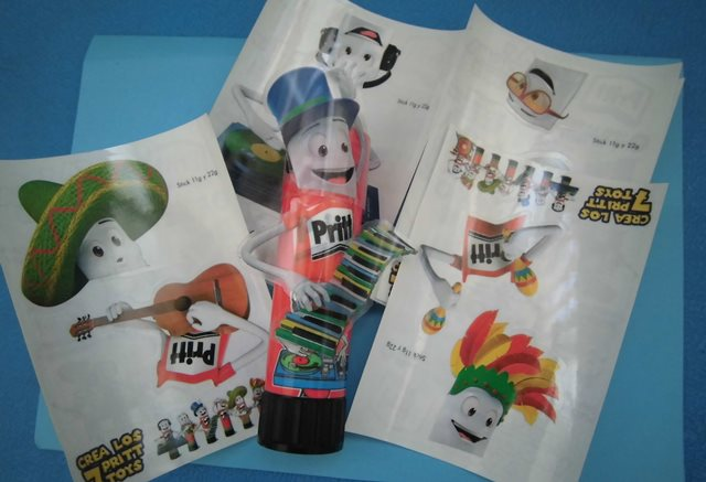 Pegamento Pritt Toys