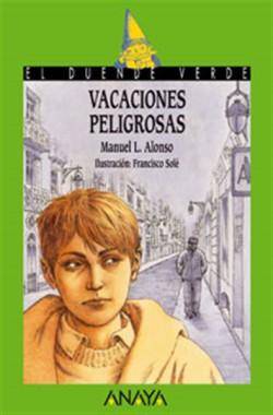 Libro vacaciones peligrosas