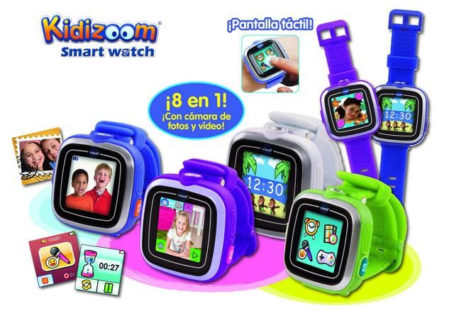 Llega el primer smartwatch para niños