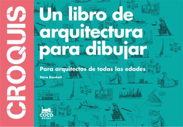 Croquis libro arquitectura