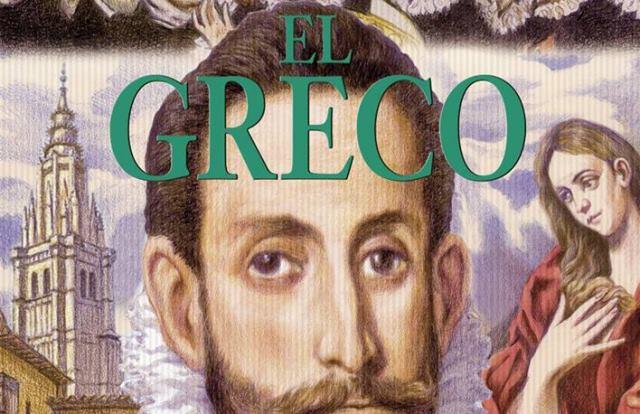 El Greco para niños