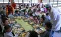 Los menús escolares de Asturias y Canarias los más baratos de España