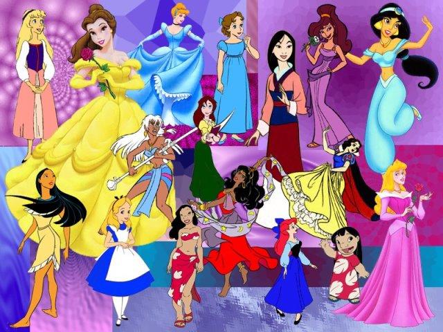 Personajes Disney sin madre