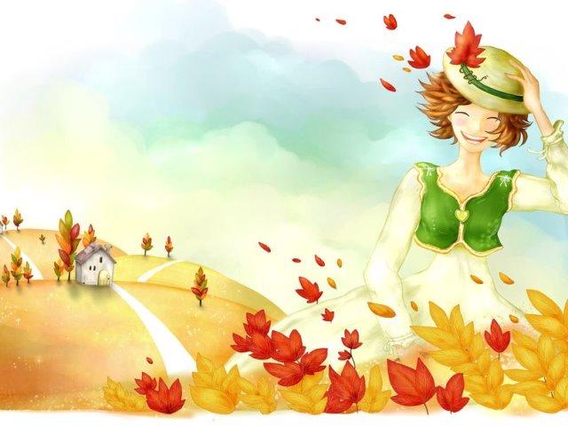 poema caballero de otoño