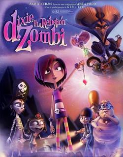 Dixie y la rebelión zombi ¿quieres asistir gratis al pre estreno?