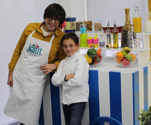 disney presenta un nuevo programa de cocina un dos chef